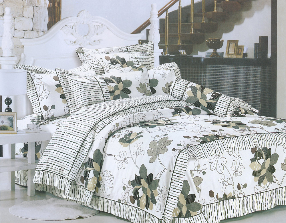eDressit 4pcs Bedding Set (41104508)