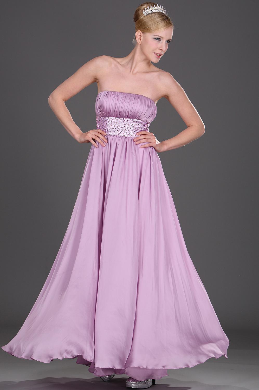 eDressit Trägerlos  leuchtend scharmant Abendkleid (00108316)
