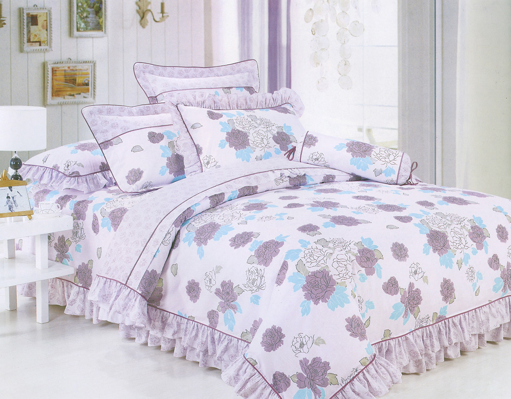 eDressit 4pcs Bedding Set (41103838)
