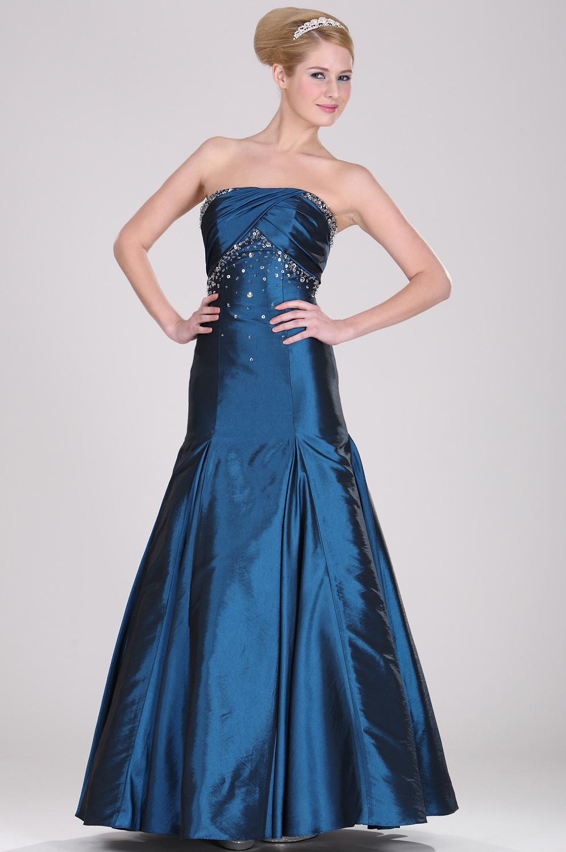 eDressit Изящное  свадебное платье без бретелек (28100505)