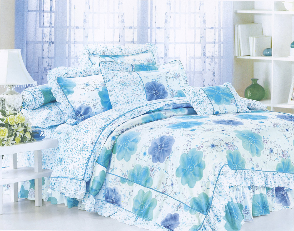 eDressit 4pcs Bedding Set (41103944)