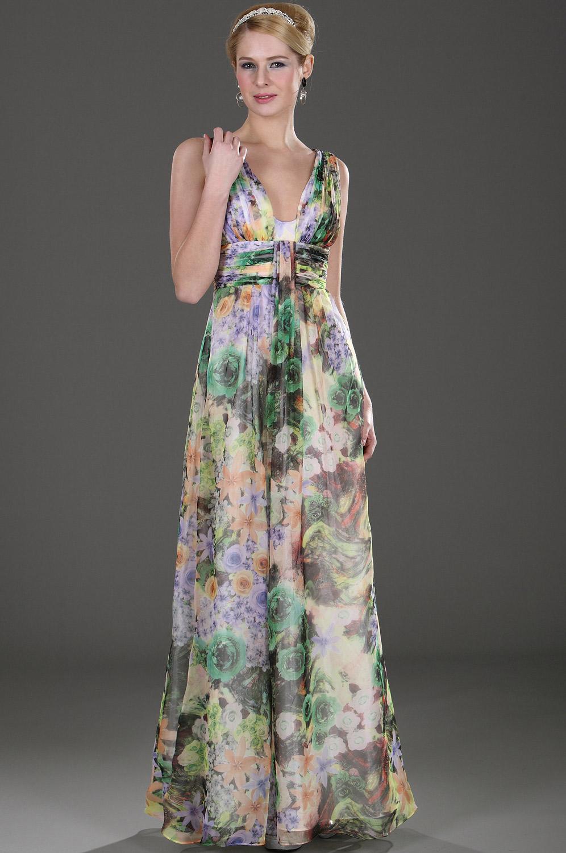 eDressit Charming Imprimée Robe de Soiree (00090968)
