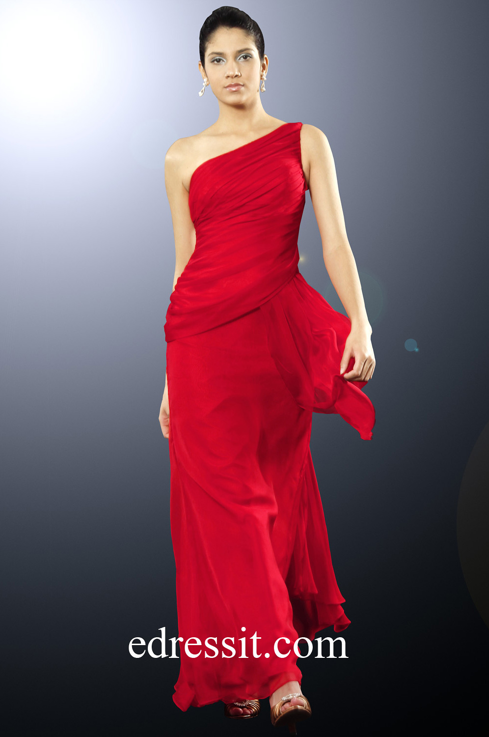 eDressit Red Evening Dress (00094902s)