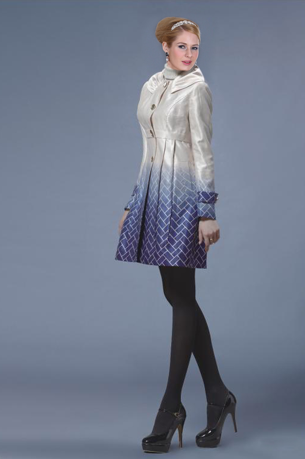 eDressit Charming Lady Coat (30101043)