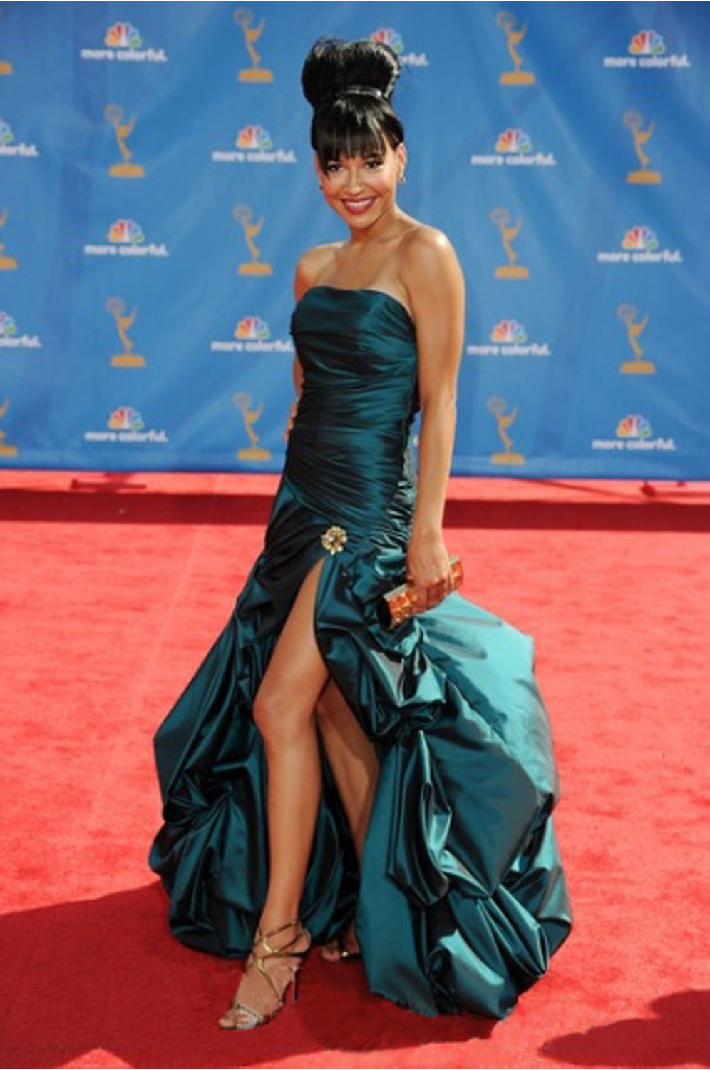 eDressit Custom-made Emmy Awards Naya Rivera Evening Dress/Gown (00109804A)