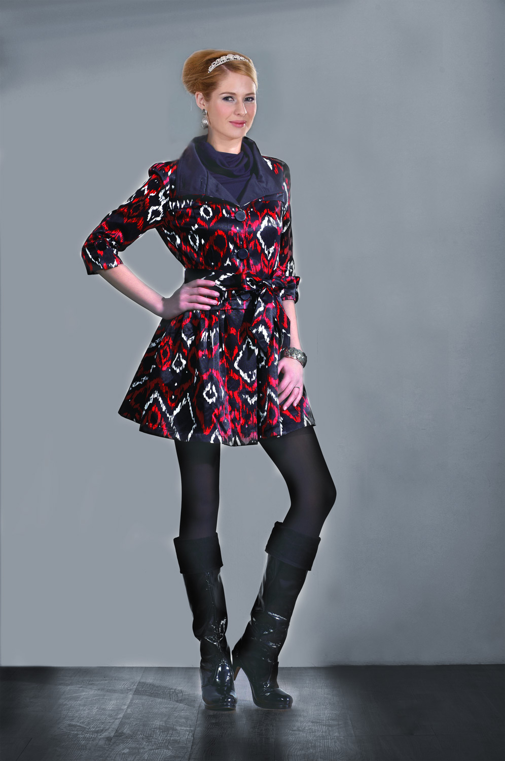 eDressit Charming Attractive Lady Coat (30101202)