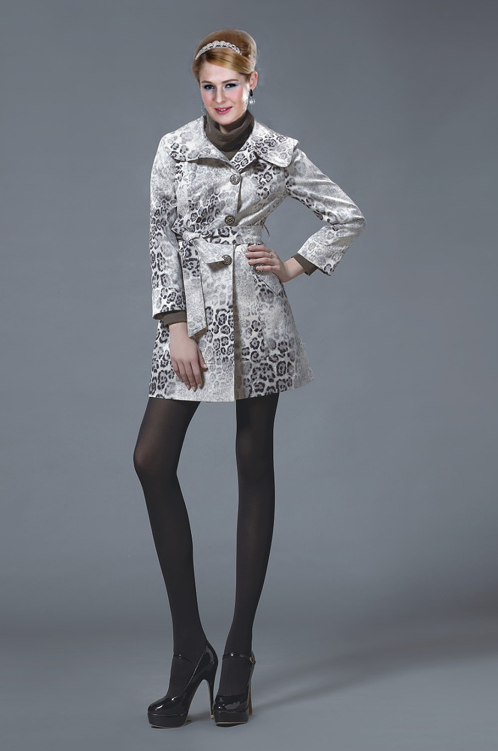 eDressit Charming Elegant Lady Coat (30100135)