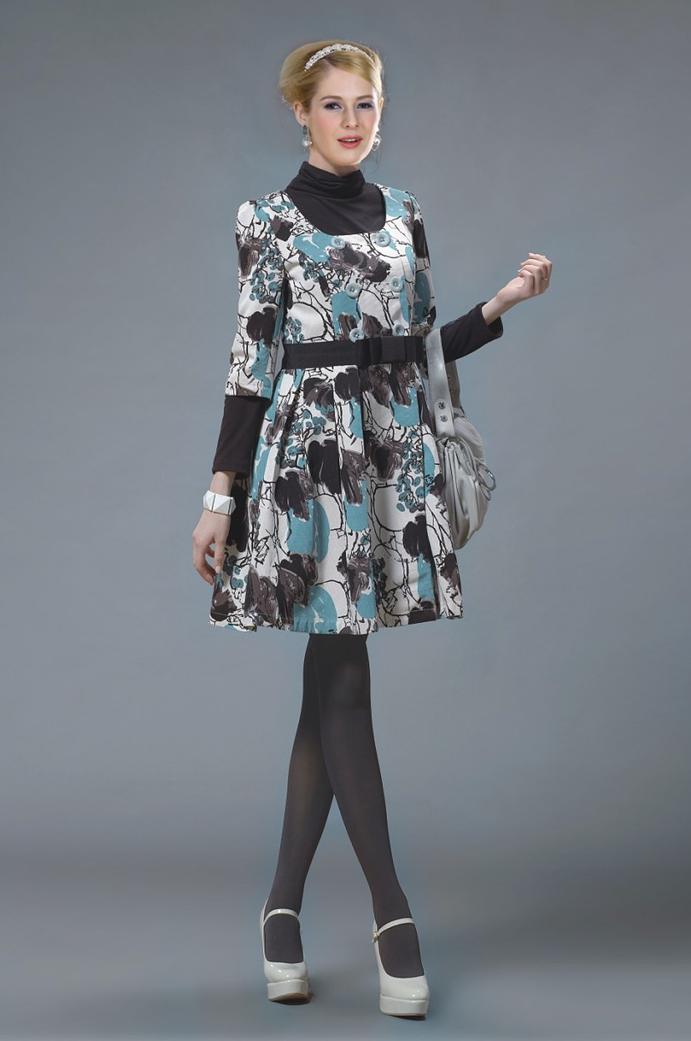 eDressit Charming Elegant Lady Coat (30100205)