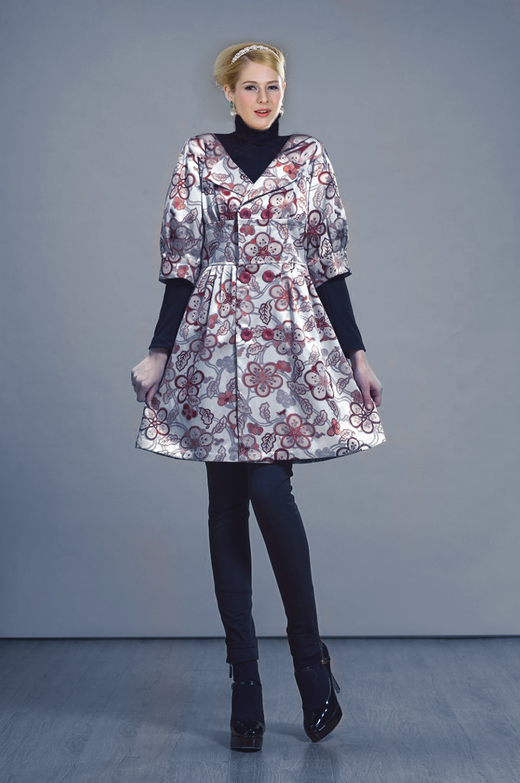 eDressit Charming Lady Coat (30101647)