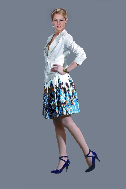 eDressit Очаровательный стильный женский костюм (30101443)