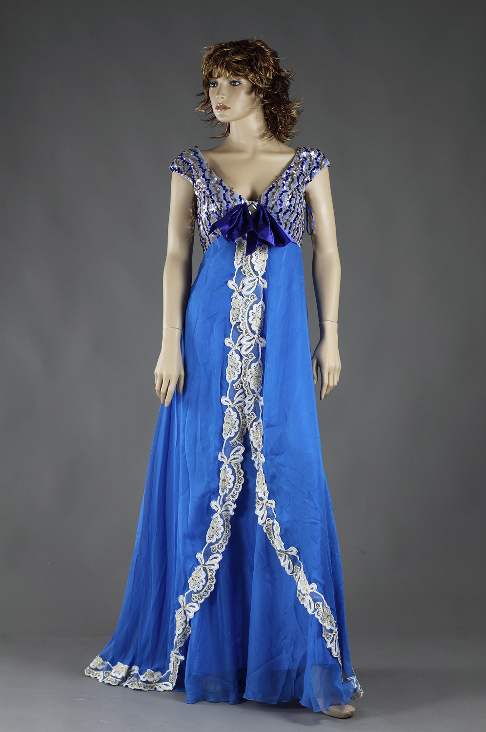 eDressit Blue Evening Dress - ON SALE (00090510s)