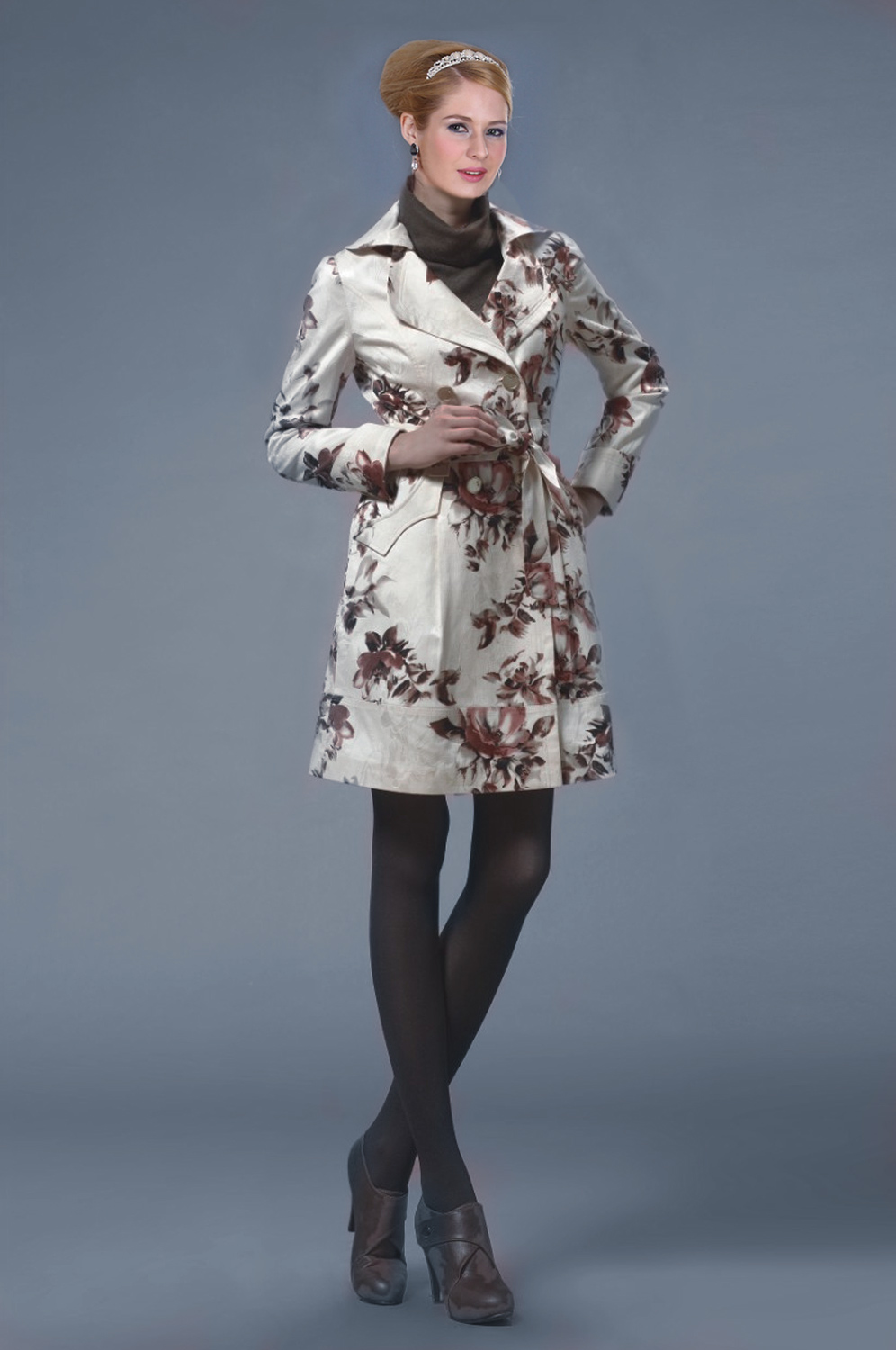 eDressit Charming Elegant Lady Coat (30101714)