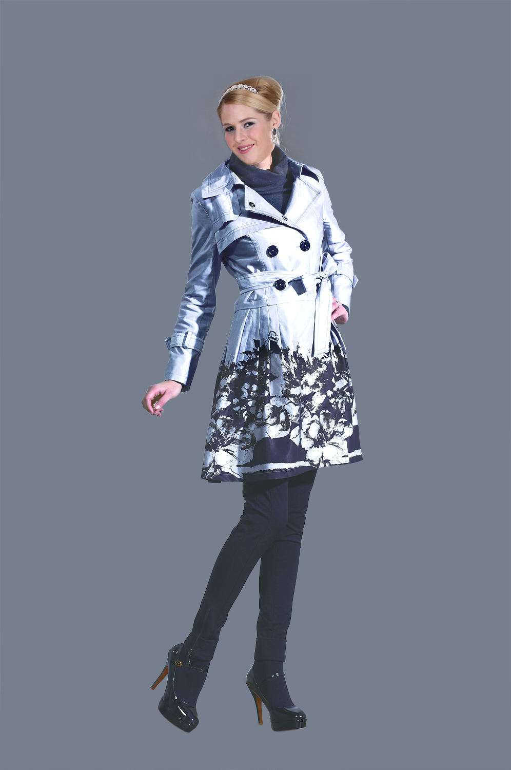 eDressit Charming Lady Coat (30100854)