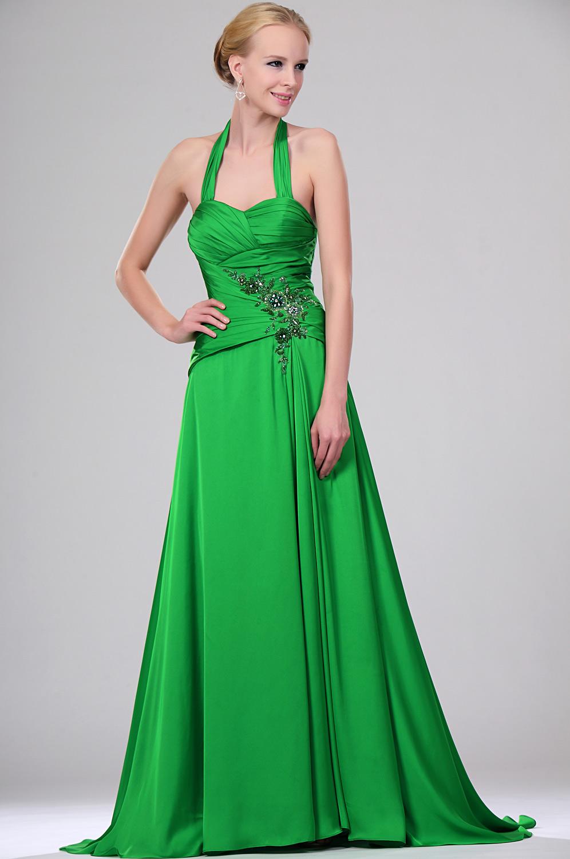 eDressit новое стильное зеленое вечернее платье (00110204)