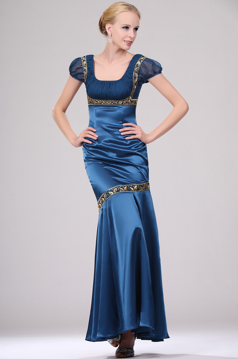 eDressit New Elegant Fitted Evening Dress (00109905)