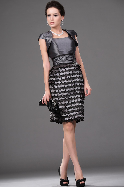 eDressit Hot Style Bureau Robe avec Bolero (26110908)