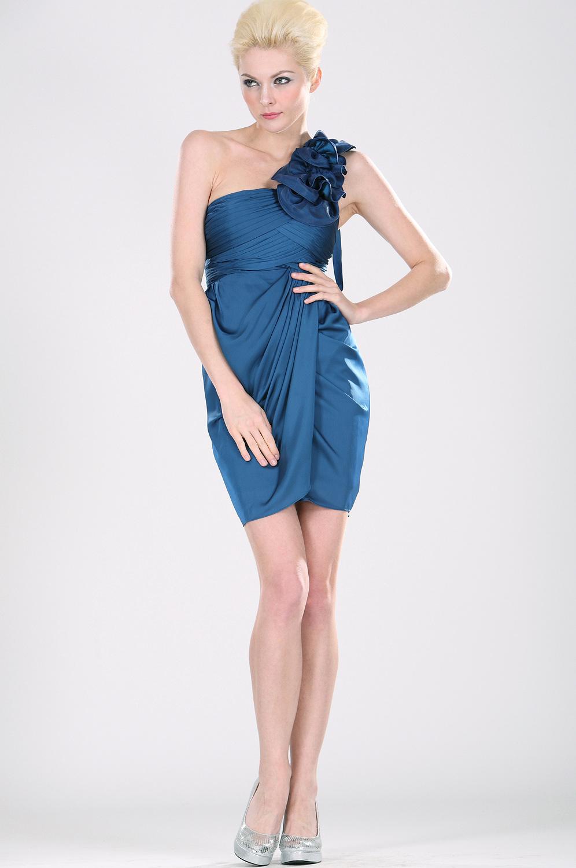 eDressit On Sale Amazing Single Shoulder Cocktail Dress (04100905B)