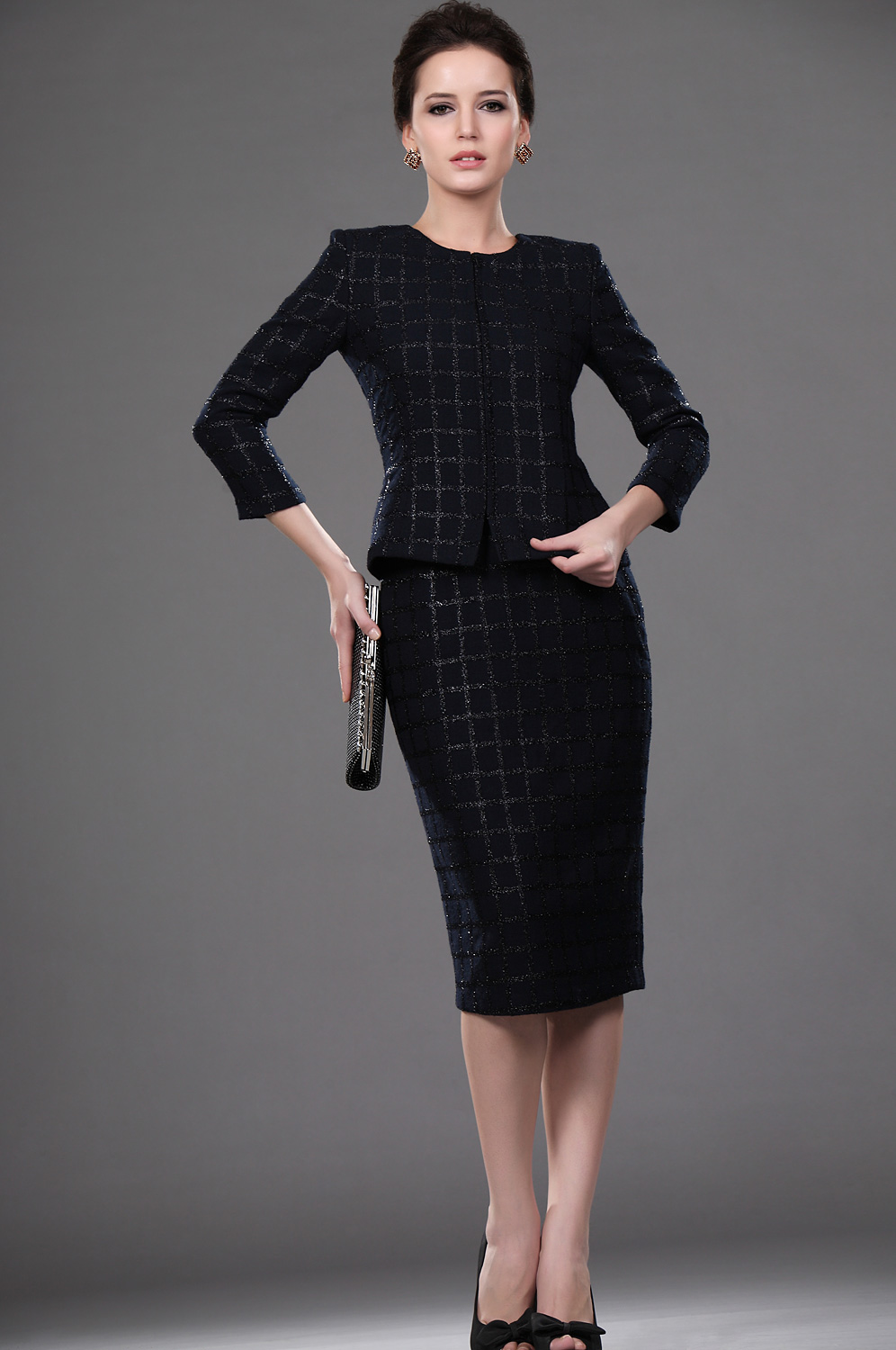 eDressit New Collection 2pcs Office Dress (26111700)