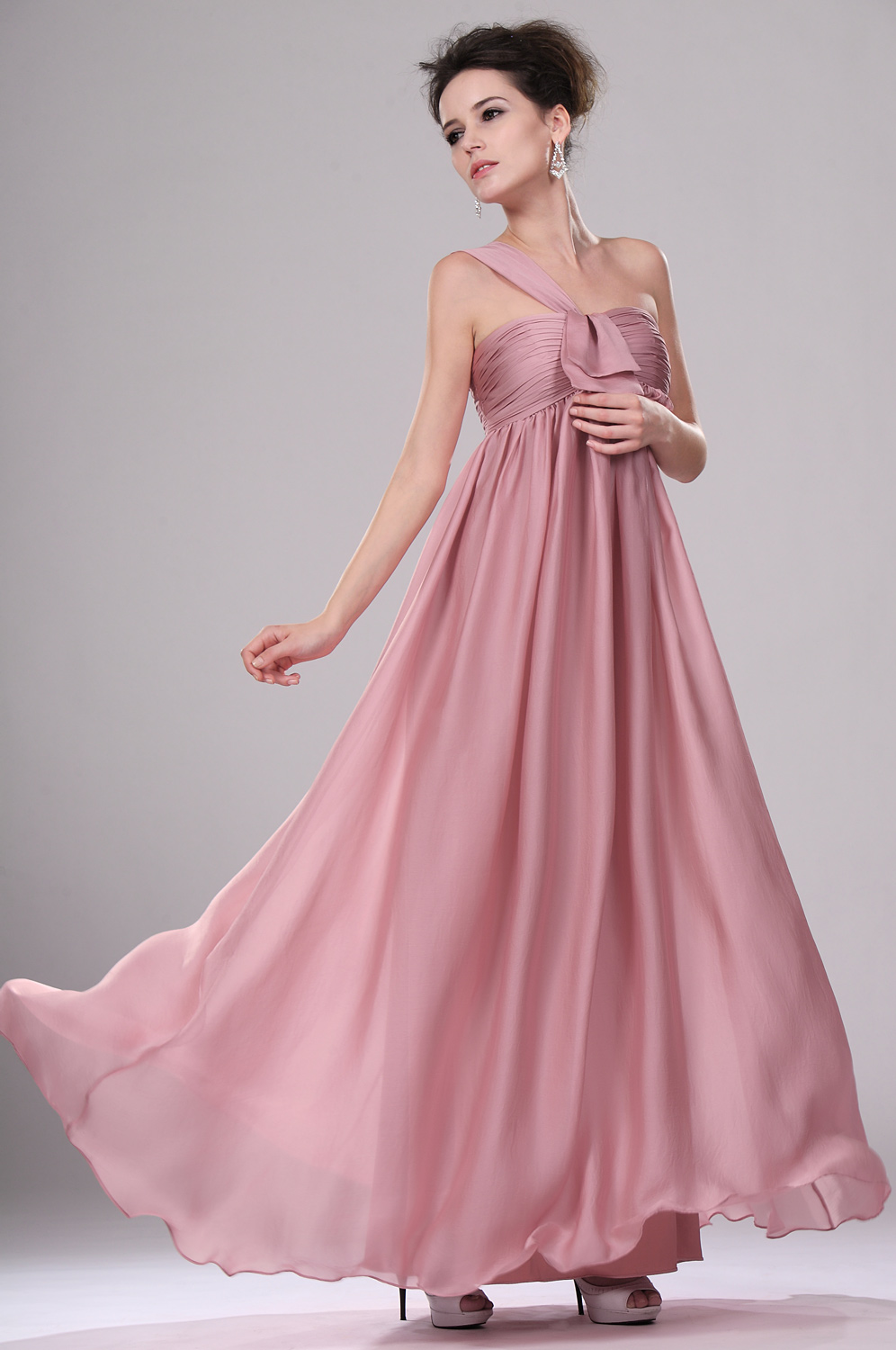 eDressit New Elegant One Shoulder Evening Dress (00115301)