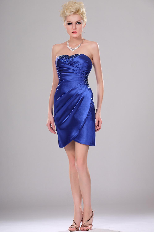 eDressit новое синее коктейльное платье (04113405)