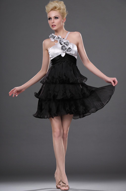 eDressit Unique Style Cocktail Dress with Floral Straps (04111100)