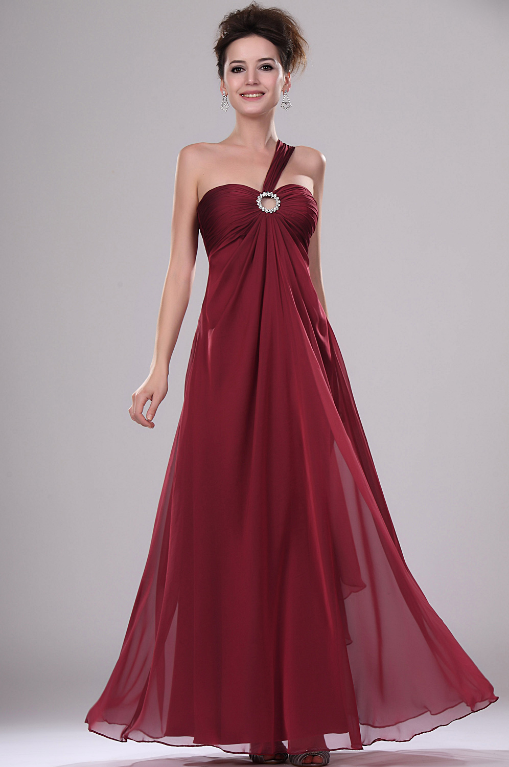 eDressit On Sale Charming Sexy Single Shoulder Evening Dress (00114517B)