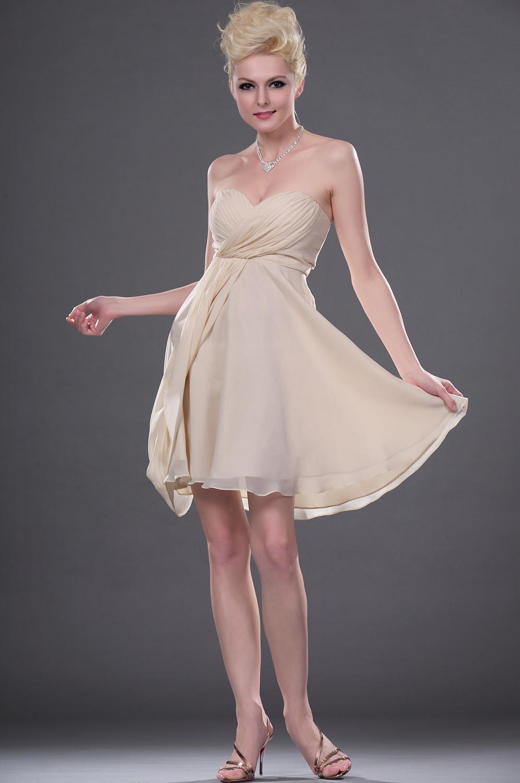 eDressit Neue Artikel Traegerlos Sweetheart Cocktail Kleid (04110914)