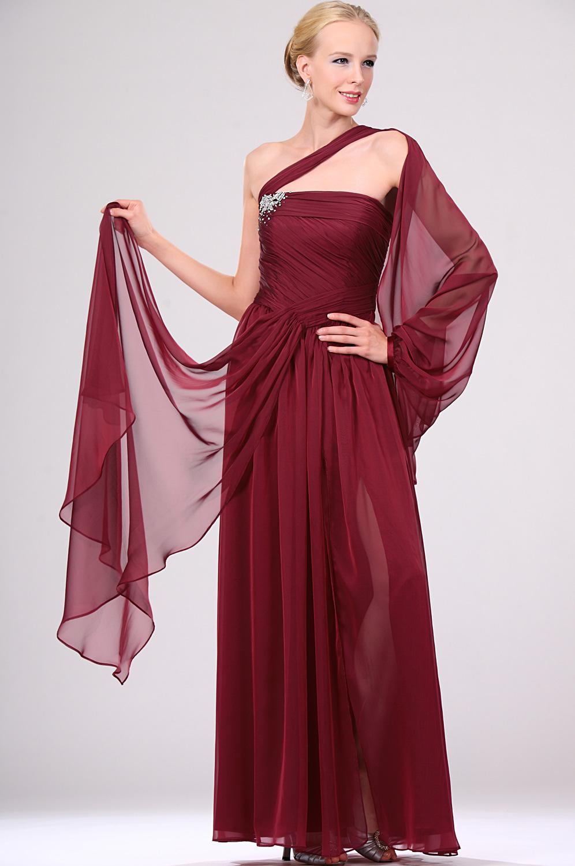 eDressit Neu schillernd Enzel-Aermel Abendkleid (00108517)
