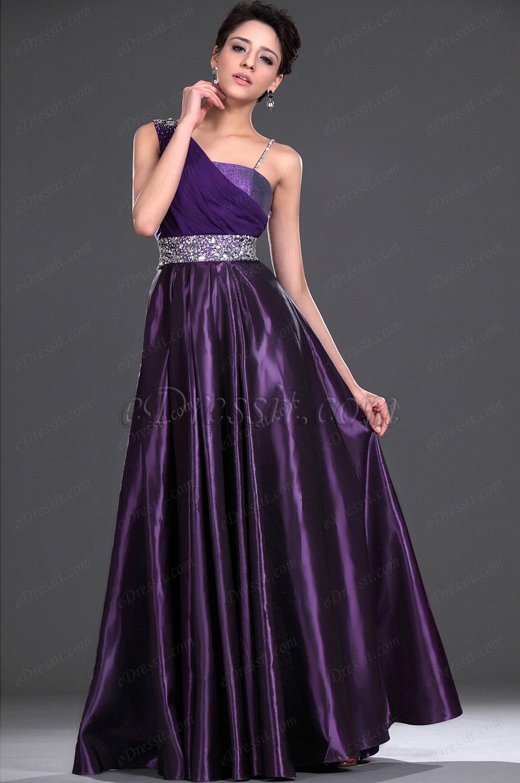 eDressit  Neue Eleganze Lila Abendkleider Abiballkleider (02111706)