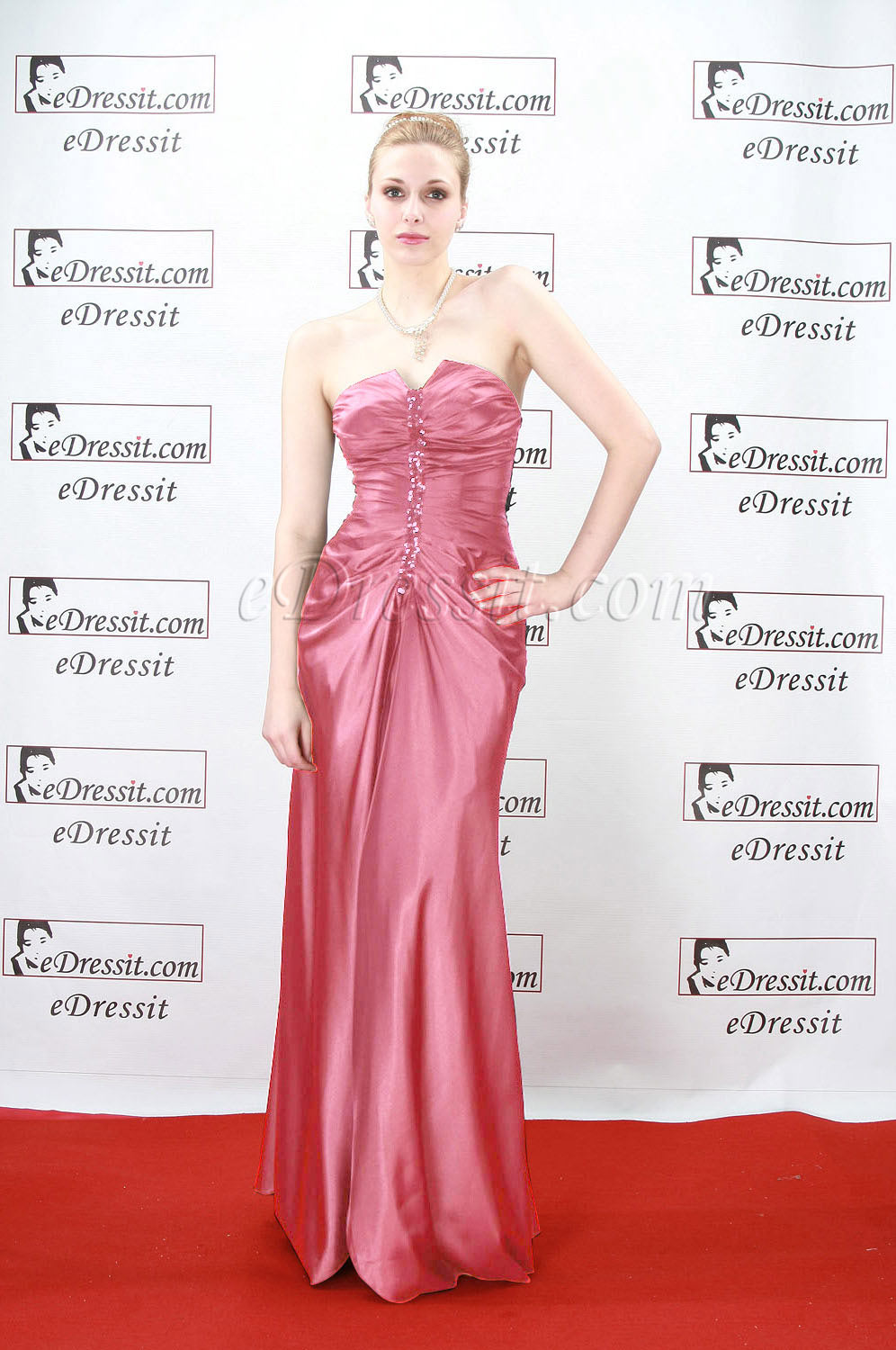Clearance Sale! eDressit Evening Dress--Size UK12 (00777200b)