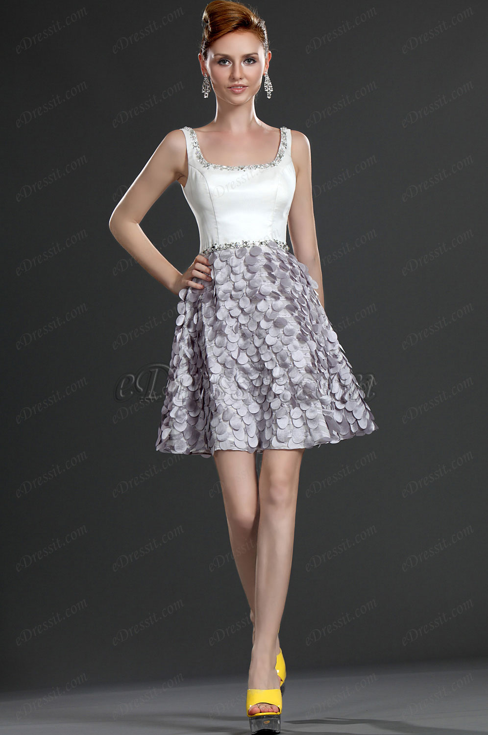 eDressit New Elegant Fitted Party Dress (04117807)