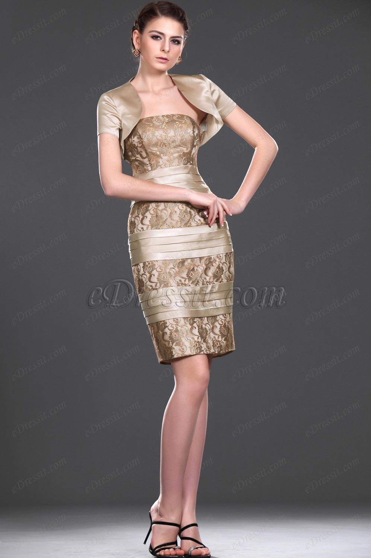 eDressit Novedad Maravilloso Dos piezas Vestido de Madrina Vestido de ceremonia para Dama (26114814)