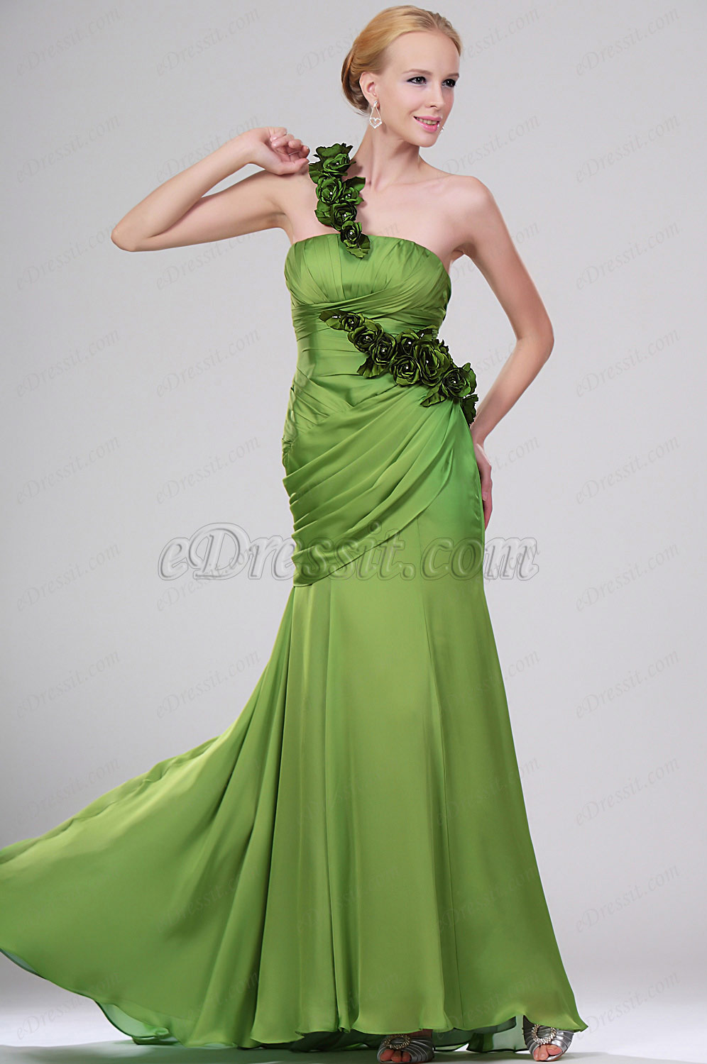 Clearance Sale! eDressit Green Evening Dress (00110104c)