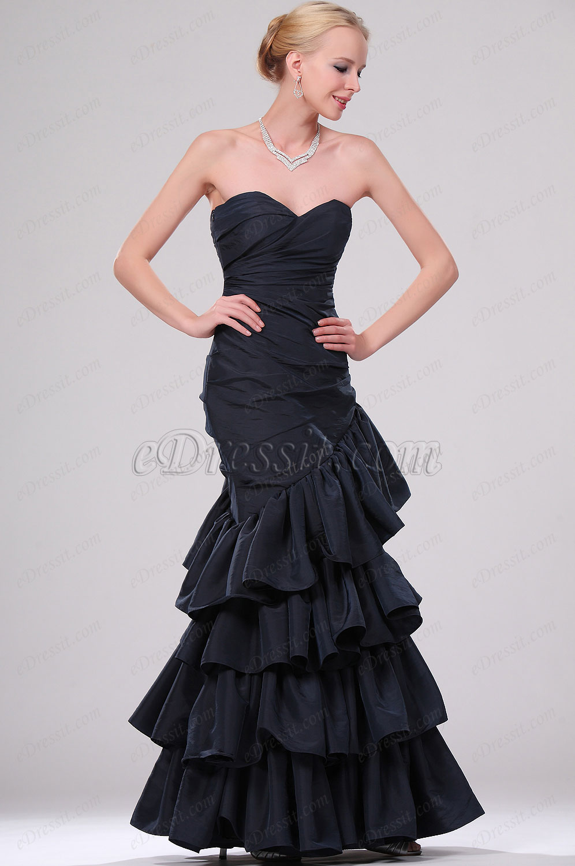 Clearance Sale ! eDressit Naye Blue Evening Dress (00109605b)