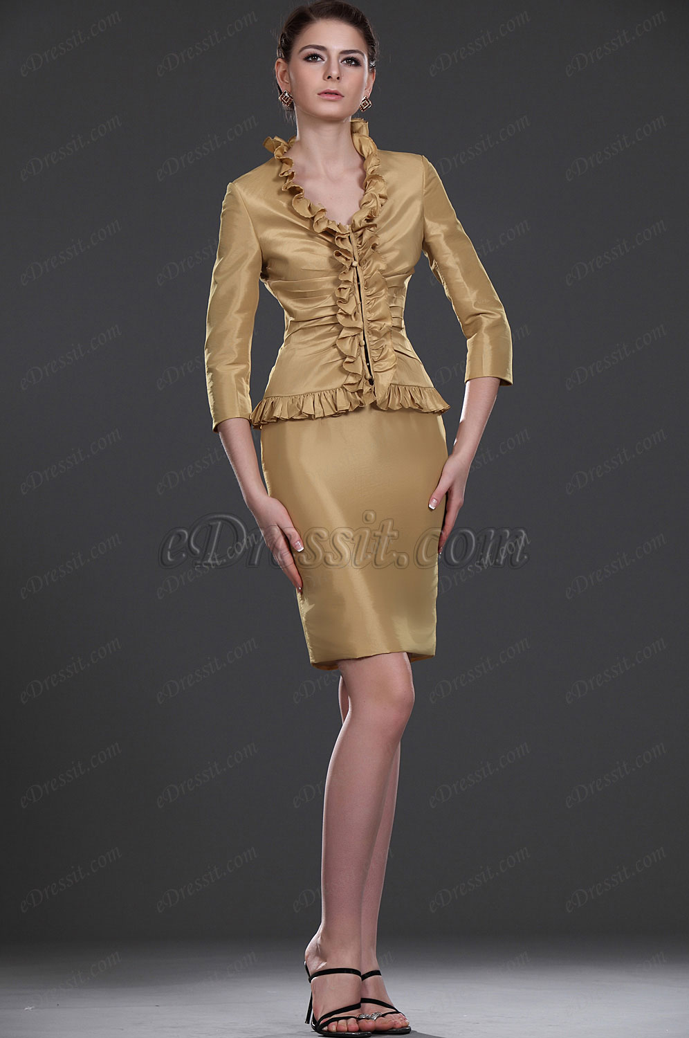 eDressit New Stylish Two Piece Mother of the Bride Dress (26113014)