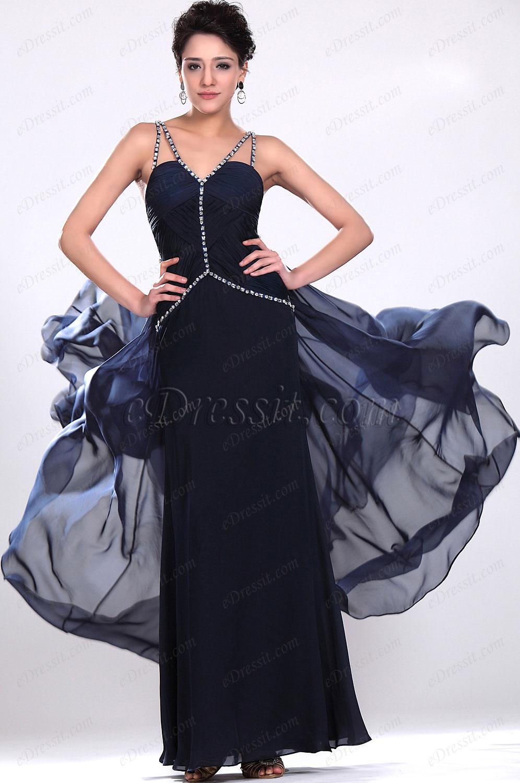 eDressit  Simple Elegante Vestido de Noche (02111805)