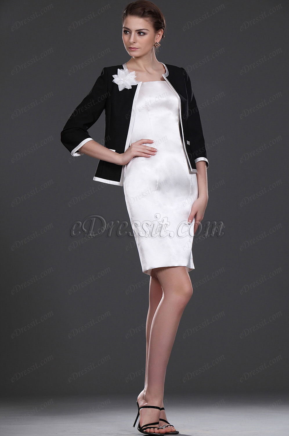 eDressit New Stylish Two Pieces Mother of the Bride Dress (26113207)