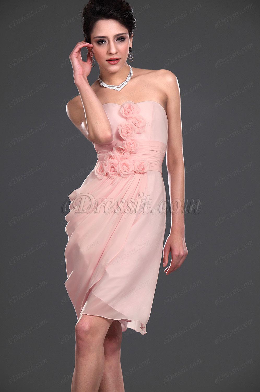 eDressit Robe de Demoiselle d'Honneur Séduction (07110601)