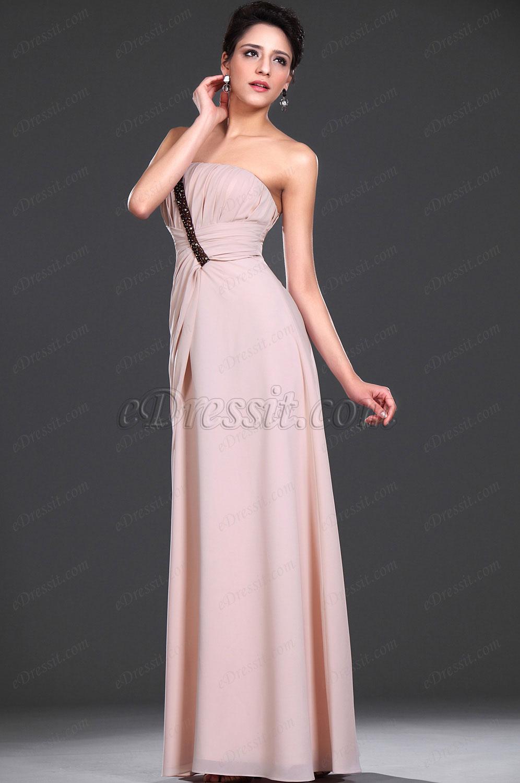 eDressit Новое вечернее платье  с бисером (00116201)