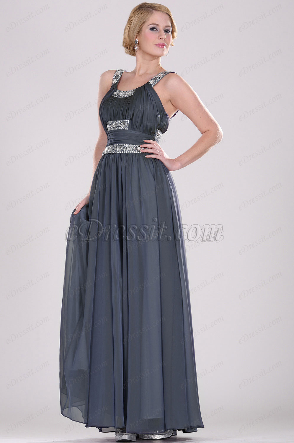 Clearance Sale !  eDressit Beaded Evening Dress (00105208b)