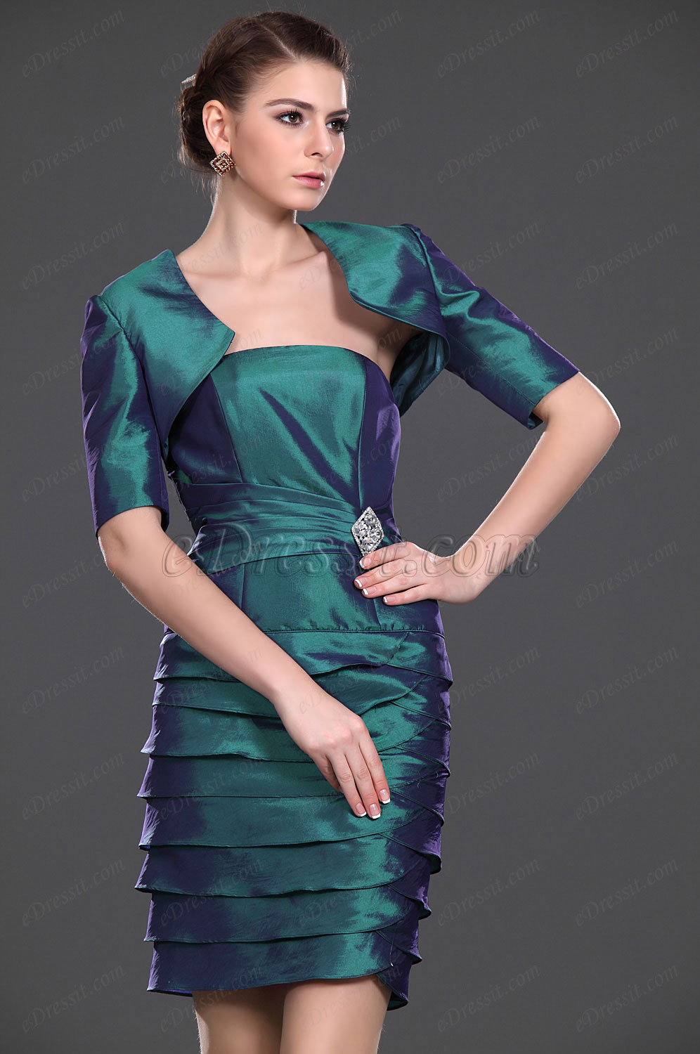 eDressit  New Hot 2pcs Mother of the bride dress (26113404)