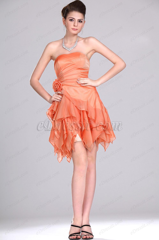 eDressit новое  платье без бретелек  для вечеринки (04115710)