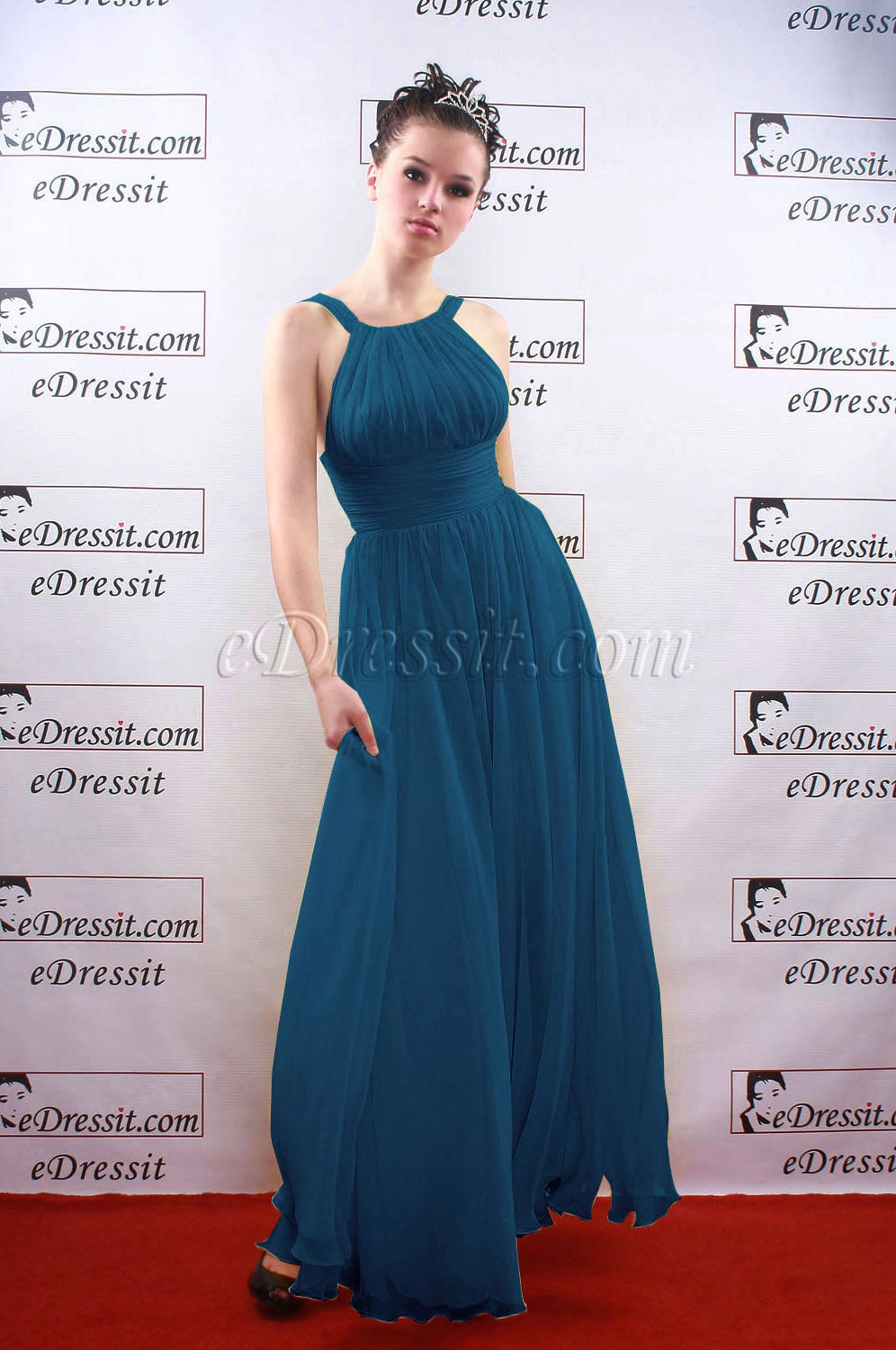 Clearance Sale !  eDressit Evening Dress--UK16 (00081403b)