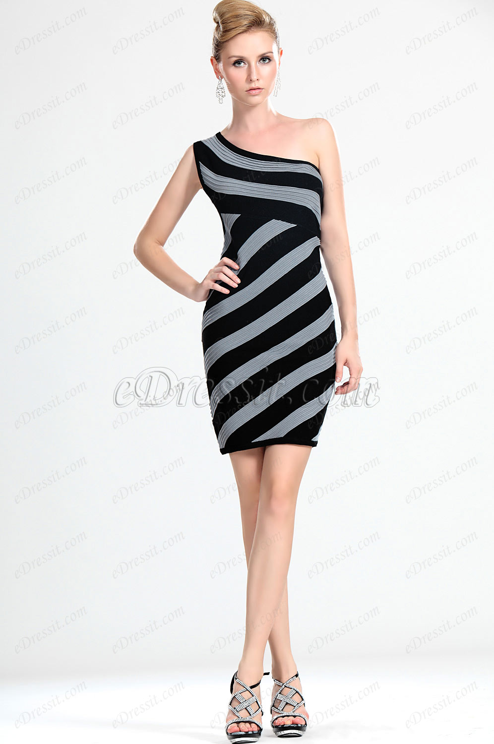eDressit New Arrival Knitted Outfit Day Dress (32110100)