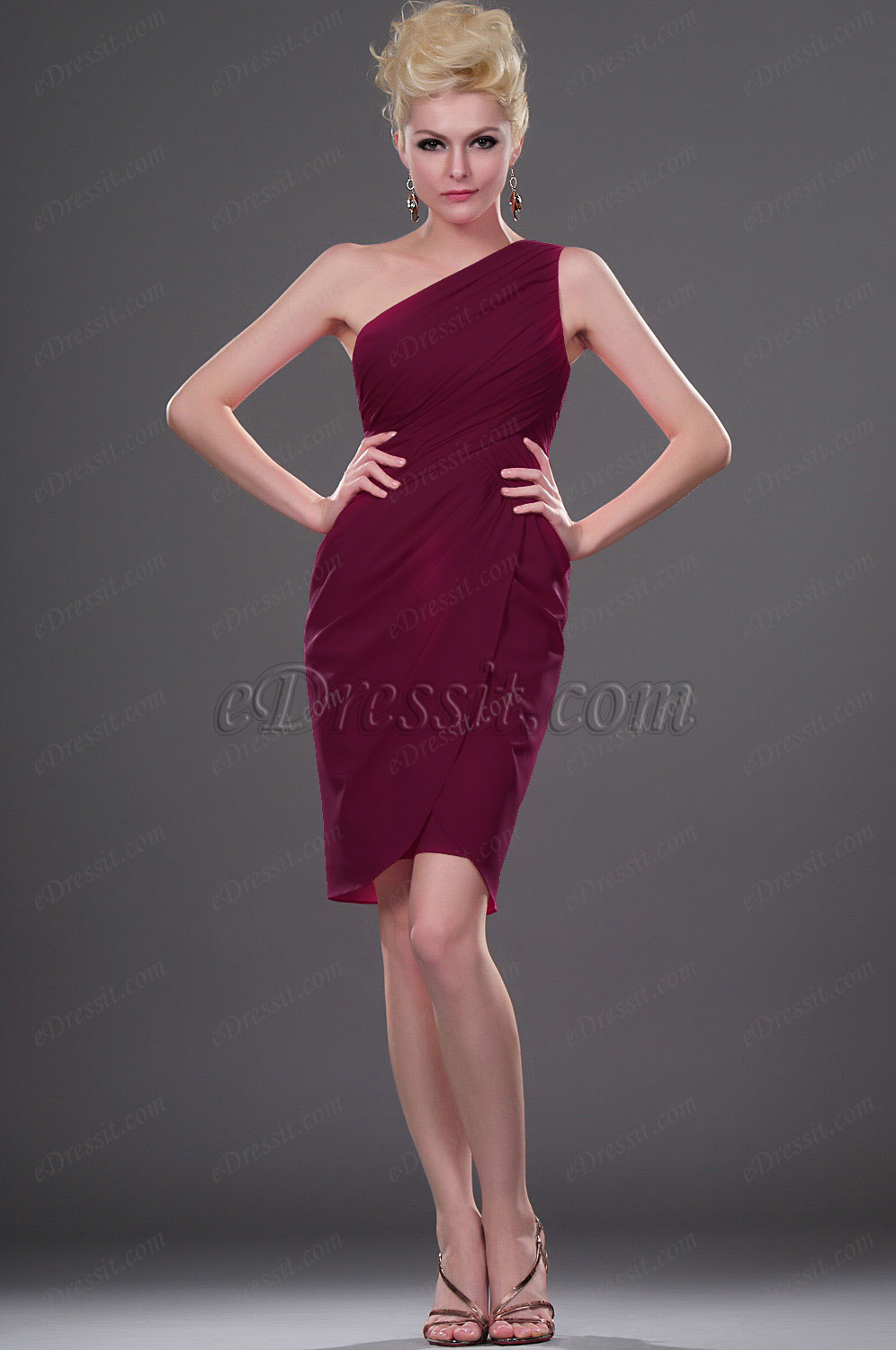 Clearance Sale! eDressit Cocktail Dress--Size UK24 (04111512b)