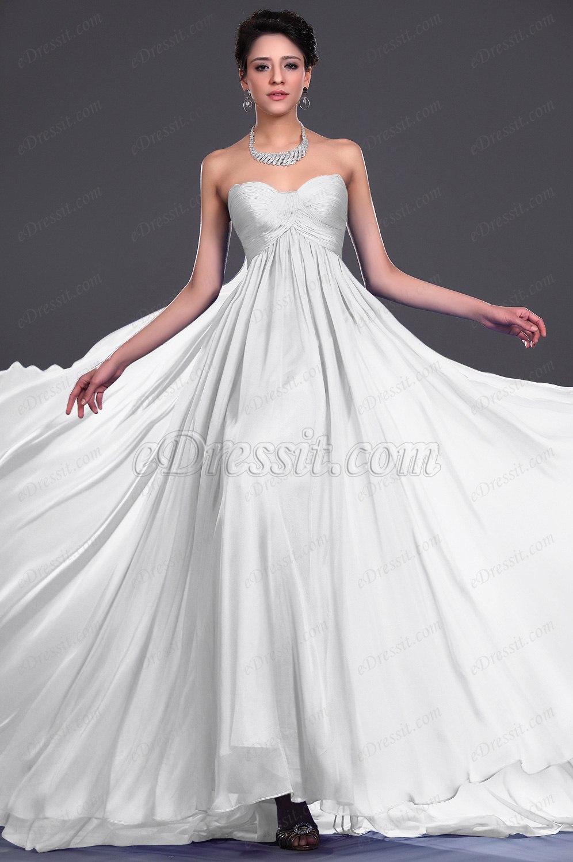 Clearance Sale !eDressit New Strapless Evening Dress (00117905B)