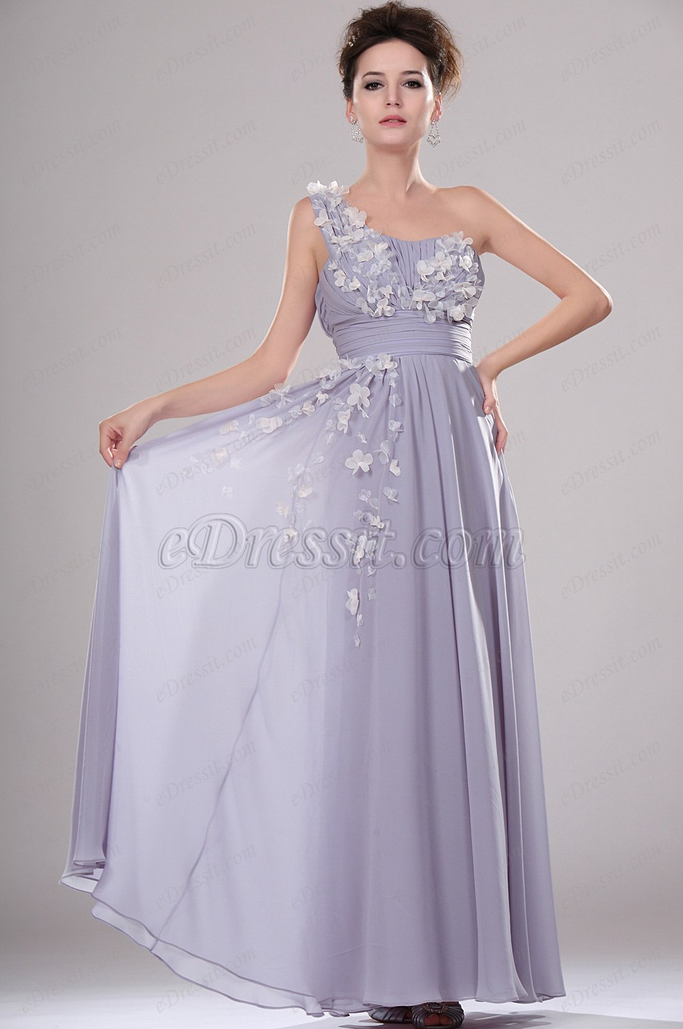 Clearance Sale !eDressit One Shoulder Evening Dress (00114406B)