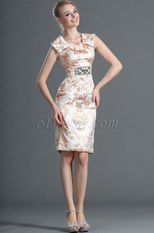 eDressit 2012 новое сказочное платье на каждый день / коктейльное платье (03120768)
