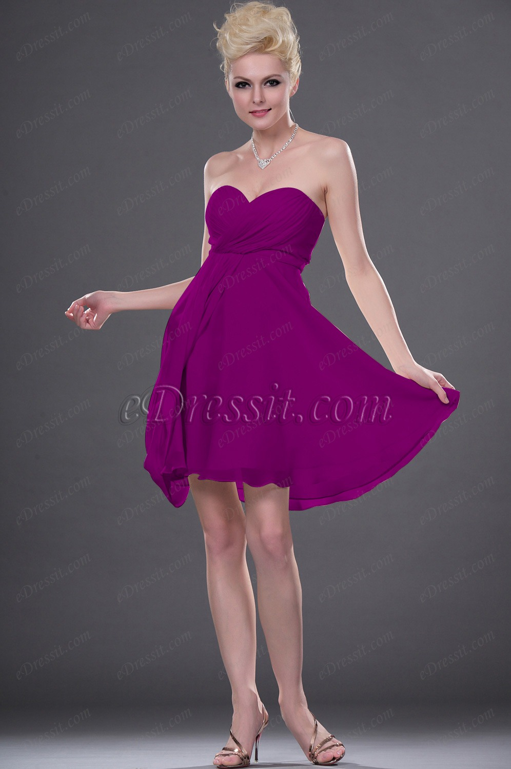 Clearance Sale !eDressit Sweetheart Cocktail Dress (04110914C)
