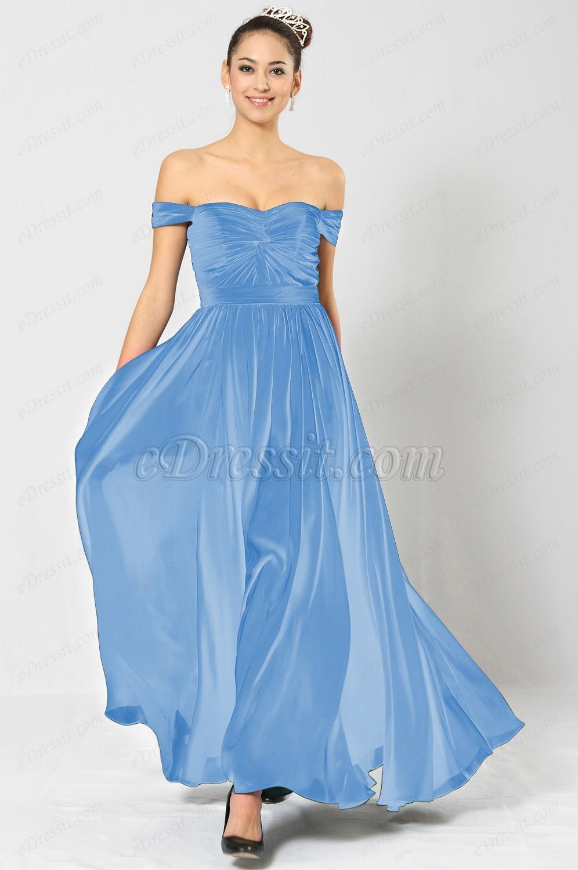 Clearance Sale !eDressit Fabulous V-Cut Evening Dress (00090704G)